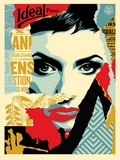 IDEAL POWER / SHEPARD FAIREY (OBEY).