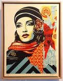 FIRE SALE / SHEPARD FAIREY (OBEY).